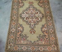 Central Anatolian rug: Kirsehir. Approximatley 60 years old