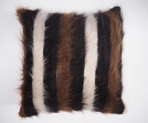 Antique Kilim Cushion Goat hair