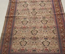 Double knotted Turkish wool Kayseri. Approximatley 70 years old