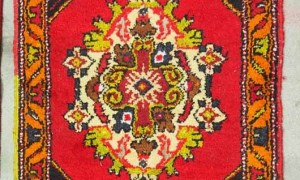 Fine quality Turkish wool hand knotted carpet from Karapinar
