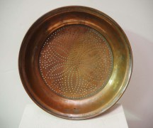 Antique Copper Sieve Ottoman empire