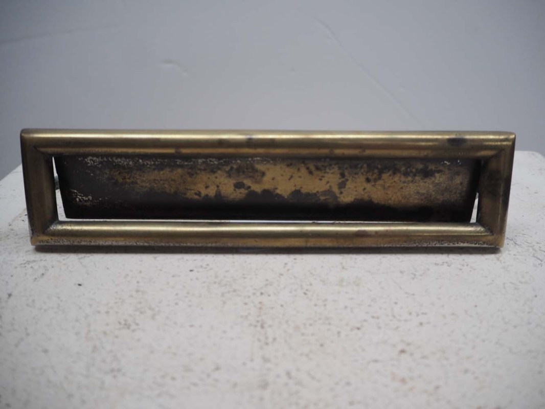 Brass Letter Slot