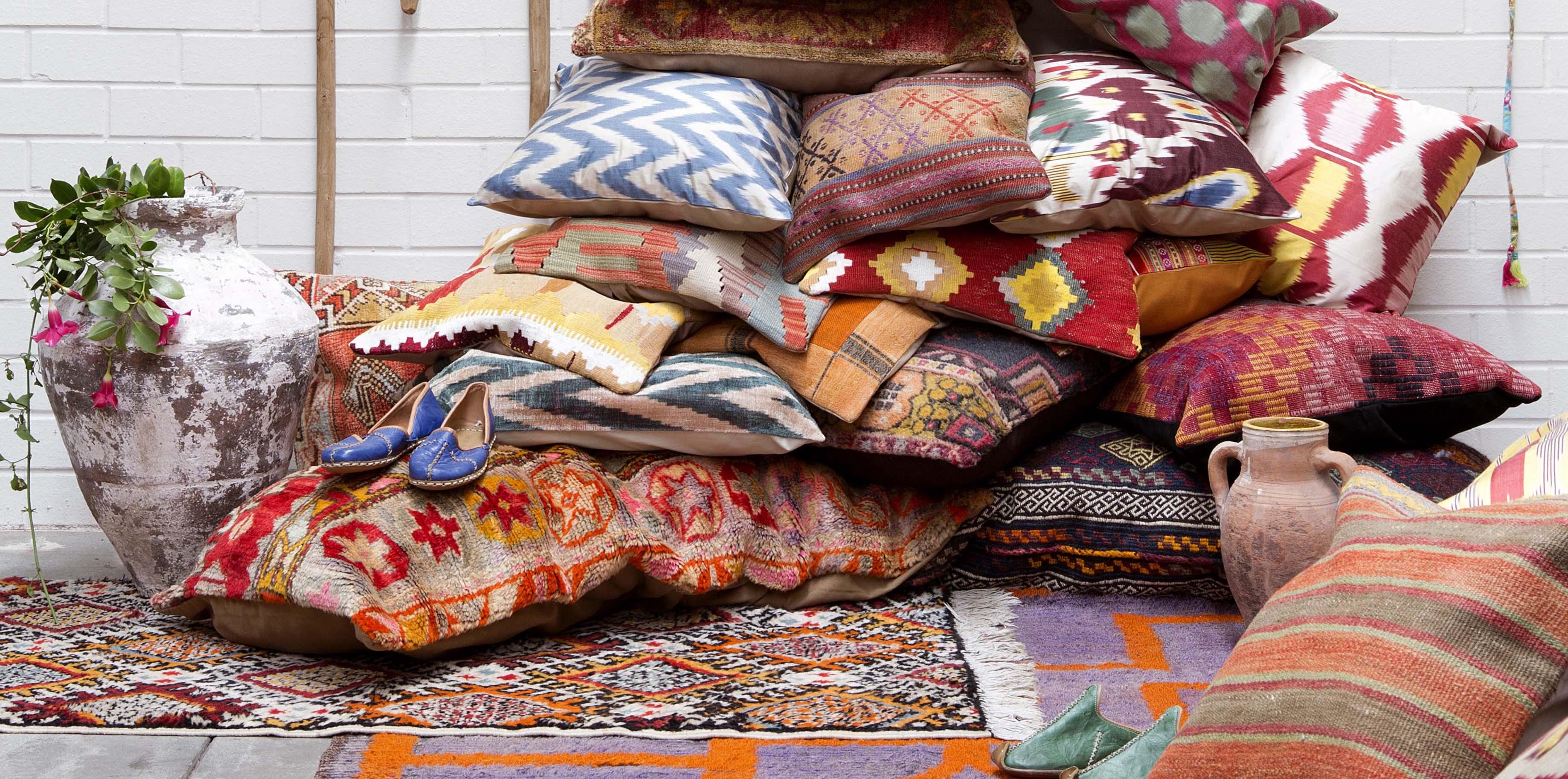 Turkish and Ottoman Empire cushions