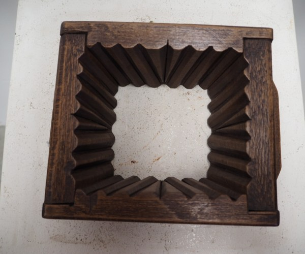 Ottoman period food mould