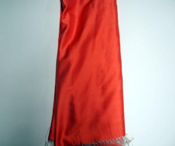 Glourious Double sided silk shawl/scarf