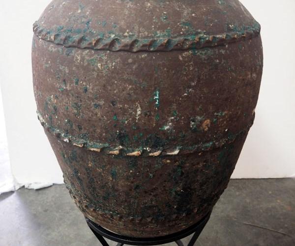Ottoman Period Terracotta urn from Anatolia