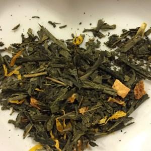 Otto's Granary Green Mandarin Mango Tea