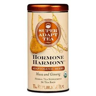 Otto's Granary Organic SuperAdapt Hormone Harmony Herbal Tea by The Republic of Tea