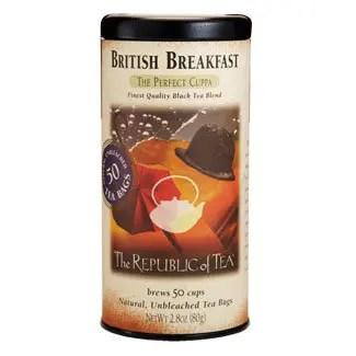Otto's Granary British Breakfast Black Tea by The Republic of Tea
