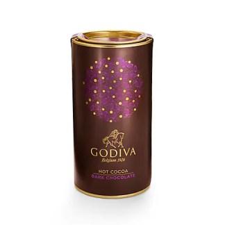Otto's Granary GODIVA Dark Hot Cocoa Canister