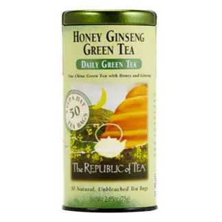 Otto's Granary Daily Green Honey Ginseng Green Tea by The Republic of Tea