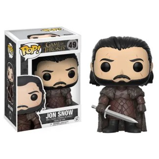 Otto's Granary Game of Thrones Jon Snow #49 POP! Bobblehead