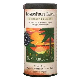 Otto's Granary Passionfruit Papaya Black Tea by The Republic of Tea
