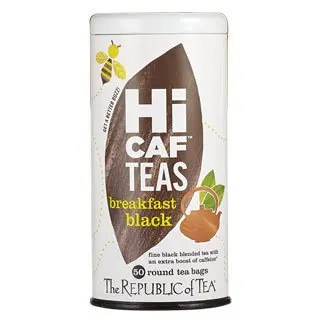 Otto's Granary HiCAF® Breakfast Black Tea by The Republic of Tea