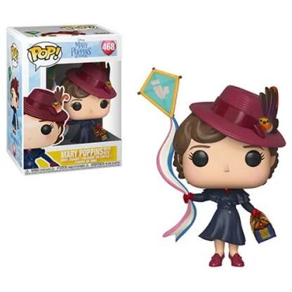Otto's Granary Mary Poppins Returns Mary with Kite #468 POP! Bobblehead