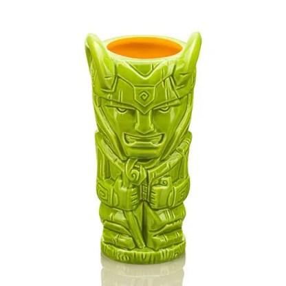 Otto's Granary Marvel Loki 16 oz. Tiki Mug
