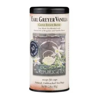 Otto's Granary Earl Greyer Vanilla Black Tea Bags by The Republic of Tea