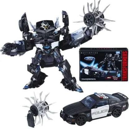 Otto's Granary Transformers Masterpiece Movie Series Barricade MPM-5 - Exclusive