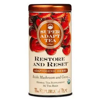 Otto's Granary Organic SuperAdapt Restore and Reset Herbal Tea by The Republic of Tea