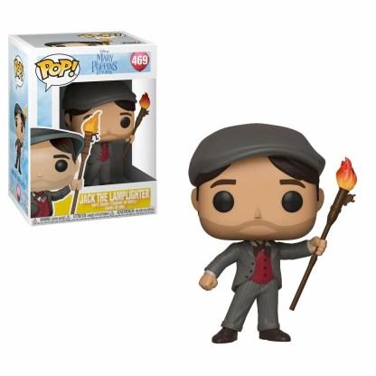 Otto's Granary Mary Poppins Returns: Jack the Lamplighter #469 POP! Bobblehead