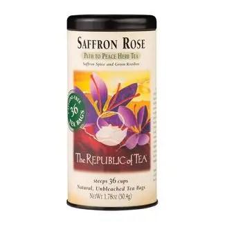 Otto's Granary Saffron Rose Black Tea by The Republic of Tea