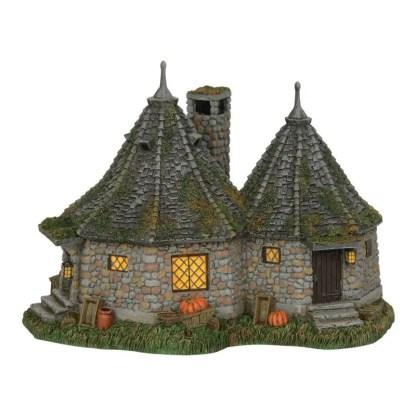 Otto's Granary Hagrid's Hut - Harry Potter Village
