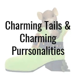 Charming Tails & Charming Purrsonalities by Enesco