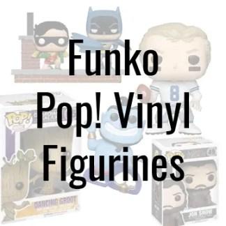 Funko Pop! Vinyl Figurines