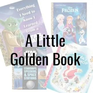 A Little Golden Book