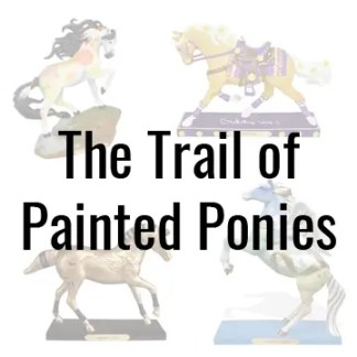 The Trail of Painted Ponies Horse Collectibles