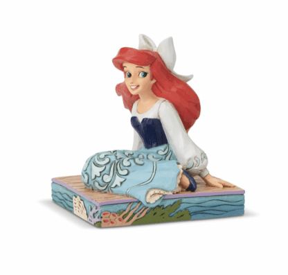 "Ariel Personality Pose ""Be Bold"" - Disney Traditions by Jim Shore 6001277"