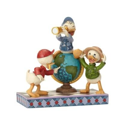 Donald Duck Huey Dewey & Louie Duck Tales by Jim Shore – 6001286