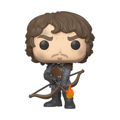Game of Thrones Theon with Flaming Arrows POP! Bobblehead