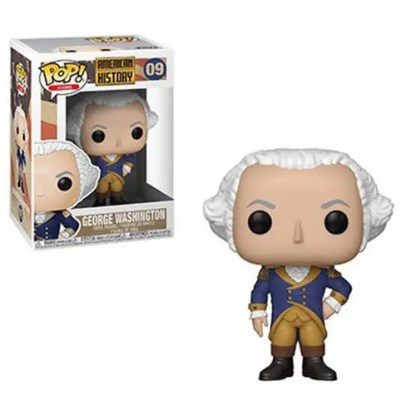Otto's Granary George Washington #09 POP! Vinyl Figure