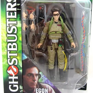 Otto's Granary Series 2 Ghostbusters Dr. Egon Spengler Select Action Figure