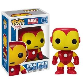 Iron Man Marvel #04 Pop! Vinyl Bobble Head