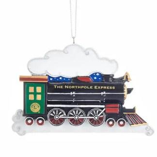 Otto's Granary Lionel North Pole Express Ornament