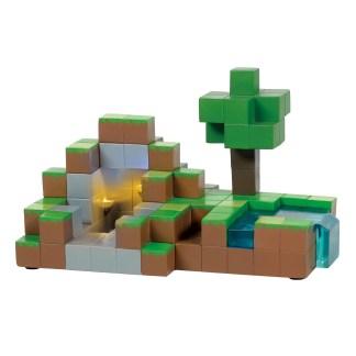 Otto's Granary Minecraft Diamond Mine by Dept 56