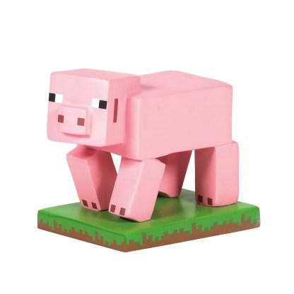 Otto's Granary Minecraft Pig by Dept 56