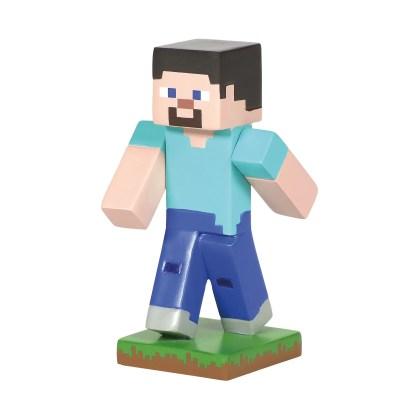 Otto's Granary Minecraft Steve by Dept 56