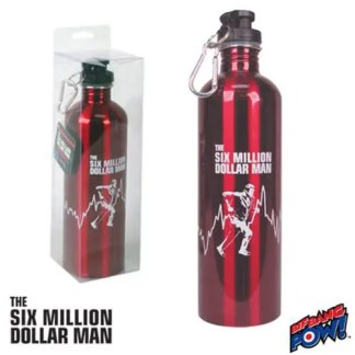 Otto's Granary Six Million Dollar Man 750 ml Water Bottle
