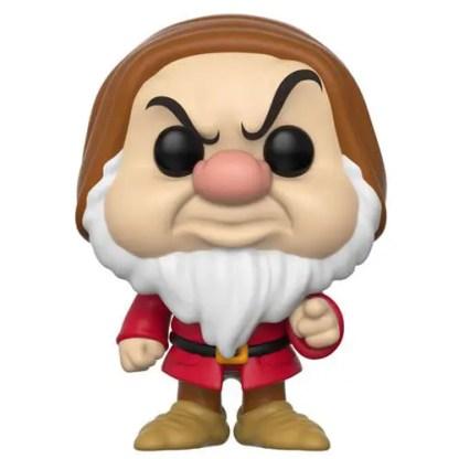 Otto's Granary Snow White and the Seven Dwarfs Grumpy #345 Pop! Vinyl Figure