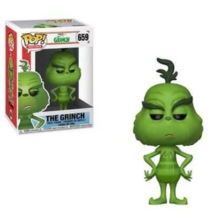 The Grinch Movie The Grinch #659 Pop! Vinyl Figure