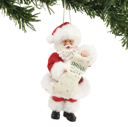 Otto's Granary Till You're Jolly Ornament by Possible Dream Ornaments