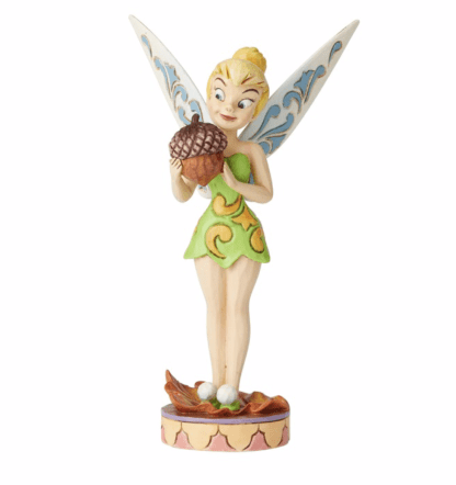 Otto's Granary Tink with Acorn Figurine by Jim Shore
