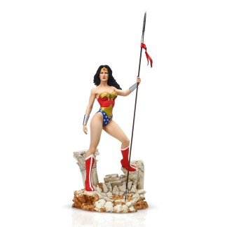 Otto's Granary Wonder Woman Statue by Grand Jester Studios