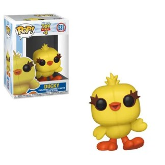 Otto's Granary Toy Story 4 Ducky #531 Pop! Vinyl Figure