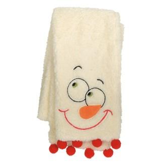 Otto's Granary Snowman Scarf by Dept 56