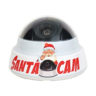 Otto's Granary Santa Cam by Dept 56