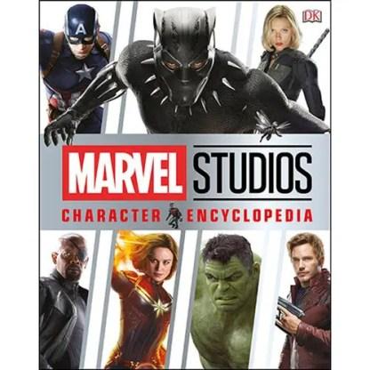 Otto's Granary Hardcover Book Marvel Studios Character Encyclopedia